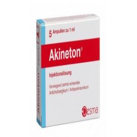 Изображение товара: Акинетон AKINETON  5X1 ml
