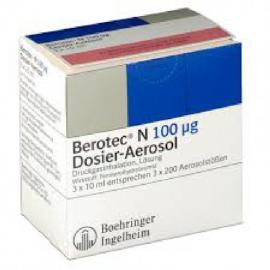 Изображение товара: Беротек  BEROTEC N 100UG - 3x10Ml