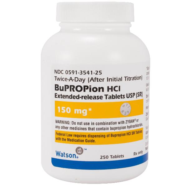 Бупропион BUPROPION 300MG - 90 Шт.