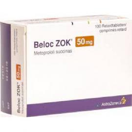 Изображение товара: Белок Зок BELOC ZOK 47.5MG(Betalok) - 100 Шт