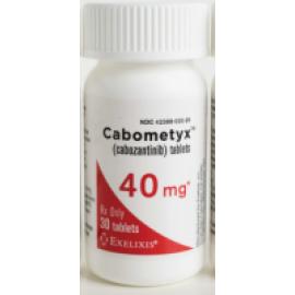 Изображение товара: Кабометикс (Кабозантиниб) CABOMETYX 40 мг/30 таблеток