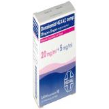 Дорзоламид DORZOLAMID HEXAL 20MG/ML 3X5 ml
