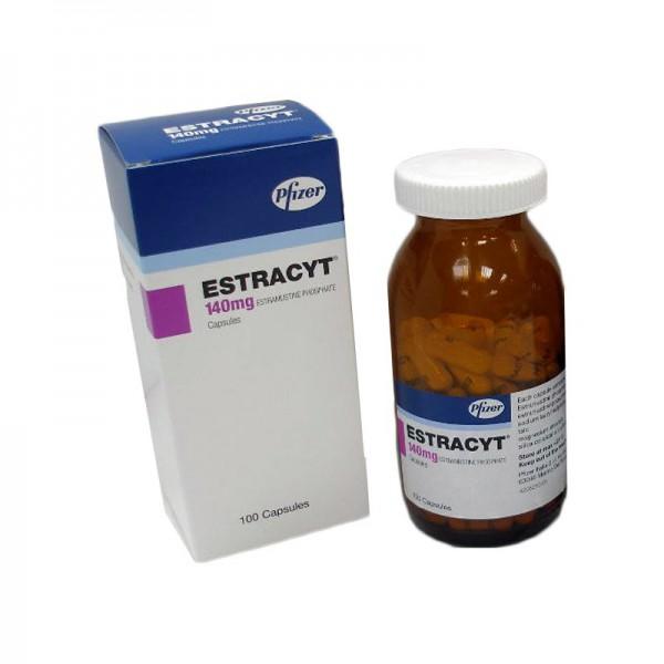 Эстрацит ESTRACYT 140 мг/100 капсул