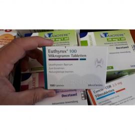 Изображение товара: Эутирокс EUTHYROX 100 - 100 Шт