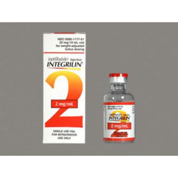 Интегрилин INTEGRILIN 2 mg/10 ml