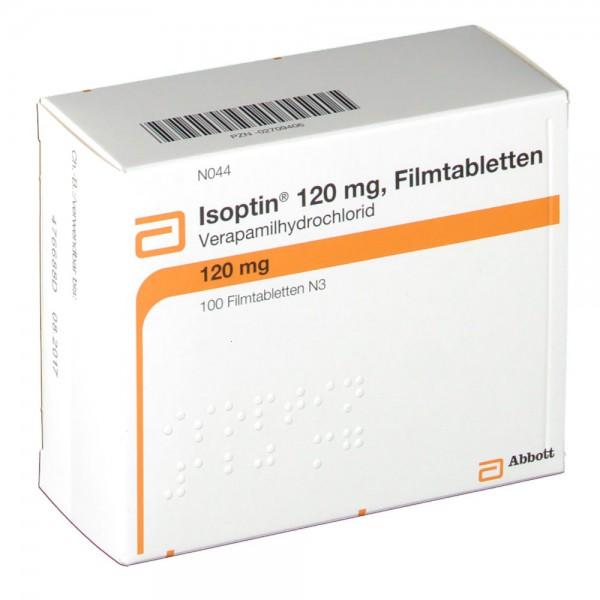 Изоптин ISOPTIN RR PLUS - 100 Шт