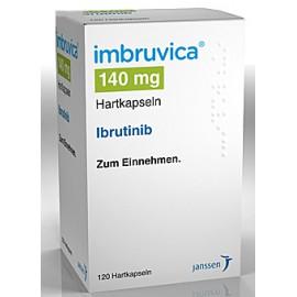 Изображение товара: Имбрувика Imbruvica (Ибрутиниб) 140 мг/90 капсул