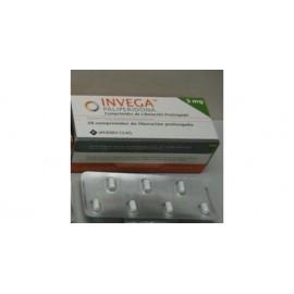 Изображение товара: Инвега Invega 3 мг/28 таблеток