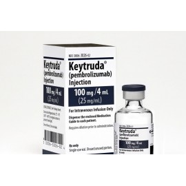 Изображение товара: Кейтруда Keytruda (Пембролизумаб / Pembrolizumab) 25MG/ML (100MG) 4ML