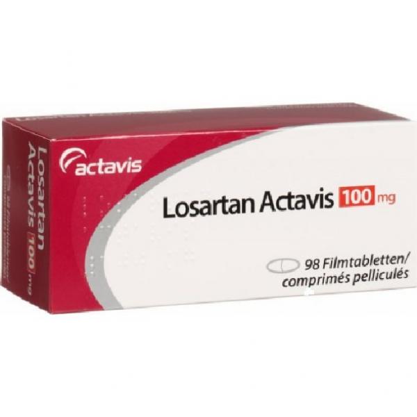 Лозартан LOSARTAN WIN COMP 100/25MG