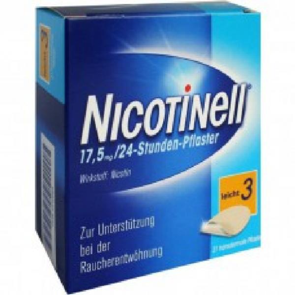Никотинелл Nicotinell 17,5 mg - 7 Шт