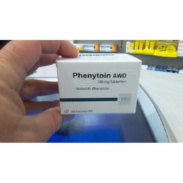 Фенитоин PHENYTOIN AWD - 200 Шт