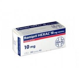 Изображение товара: Рамиприл RAMIPRIL 10MG 100 Шт