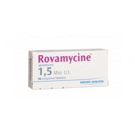Изображение товара: Ровамицин Rovamicin 1,5 млн/30 таблеток