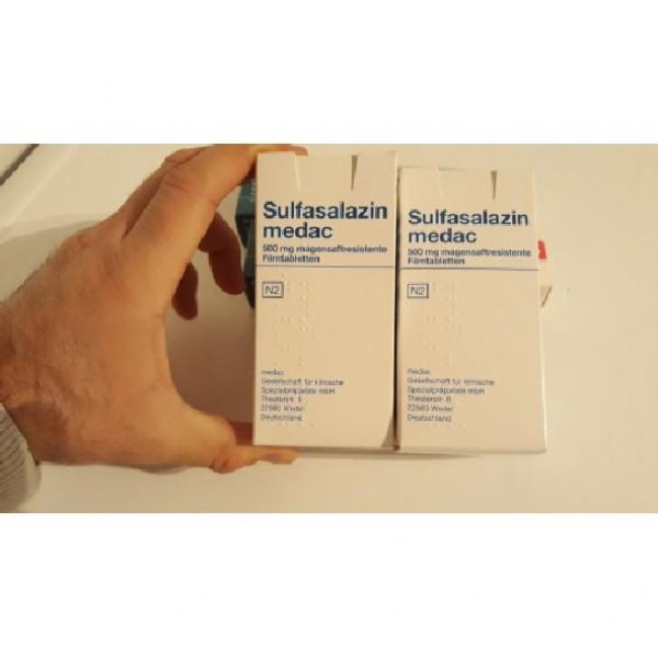 Сульфасалазин SULFASALAZIN 500MG - 100 Шт