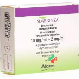 Изображение товара: Симбринза SIMBRINZA/ 3х5Ml