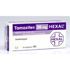 Изображение товара: Тамоксифен TAMOXIFEN 30MG - 100 ШТ