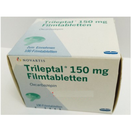 Изображение товара: Трилептал TRILEPTAL  150 мг/100 таблеток