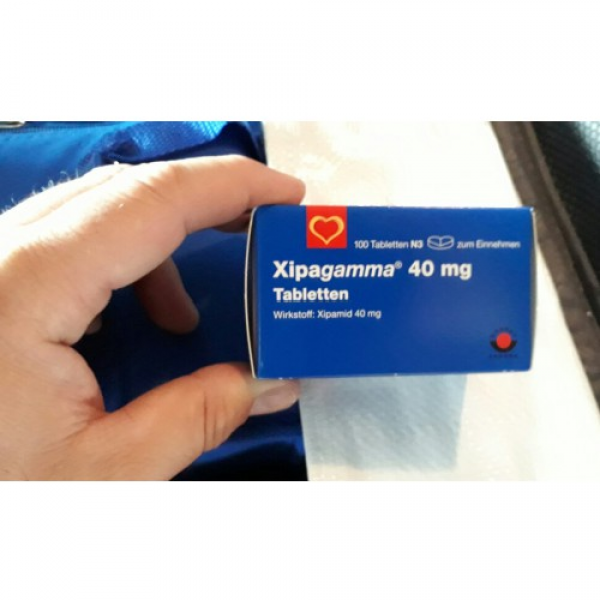 Ксипогамма XIPAGAMMA 40Mg - 100 Шт