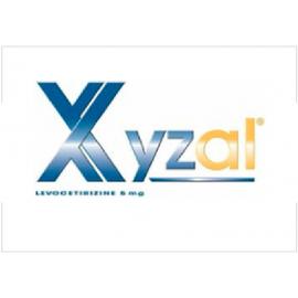 Изображение товара: Ксизал XYZAL 5 mg/100 шт