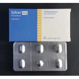 Изображение товара: Зофран ZOFRAN  4 мг/10 таблеток
