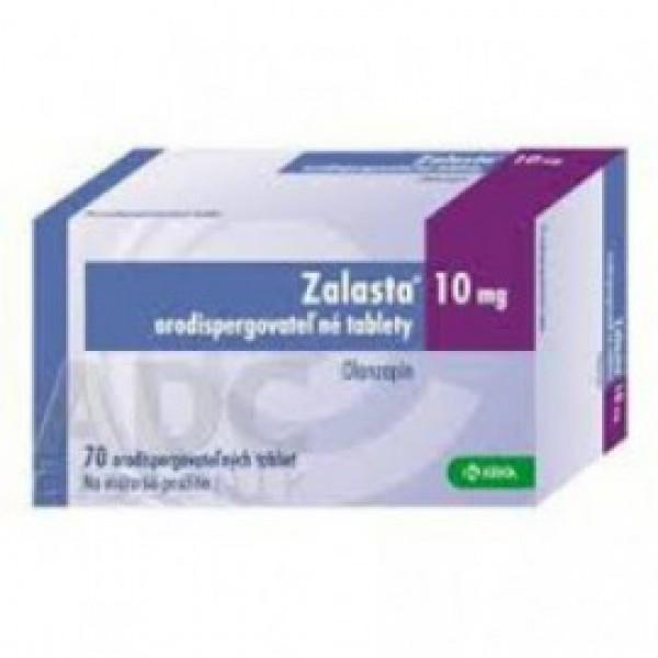 Заласта Zalasta 10 мг/ 70 таблеток