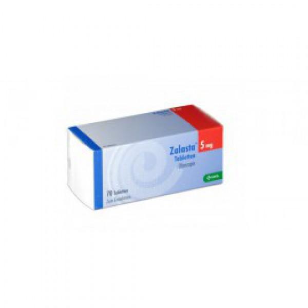 Заласта Zalasta 5 мг/ 70 таблеток