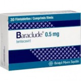 Бараклюд Baraclude 0,5 мг/30 таблеток