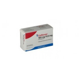 Изображение товара: Ко-Диован CODIOVAN 160 mg/12,5 mg/98 Шт