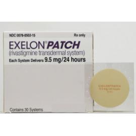 Изображение товара: Экселон EXELON 9,5 mg/84 Шт