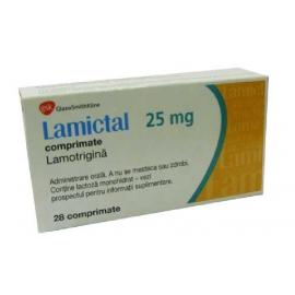 Изображение товара: Ламиктал LAMICTAL 25 TABLETTEN/42 Шт