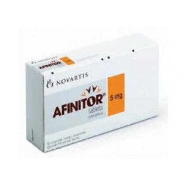 Афинитор Afinitor 5 мг/30 таблеток