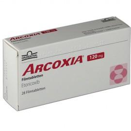 Изображение товара: Аркоксиа Arcoxia 120 mg/28Шт
