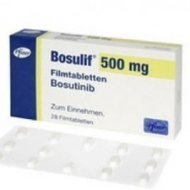 Изображение товара: Босулиф Bosulif 500MG/28 шт