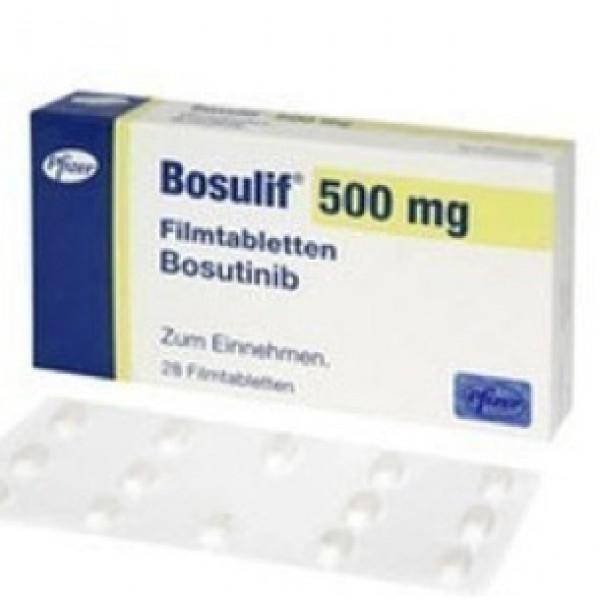 Босулиф Bosulif 500MG/28 шт