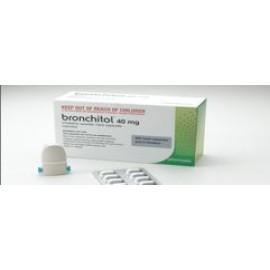 Изображение товара: Бронхитол Bronchitol 40 mg /280 шт