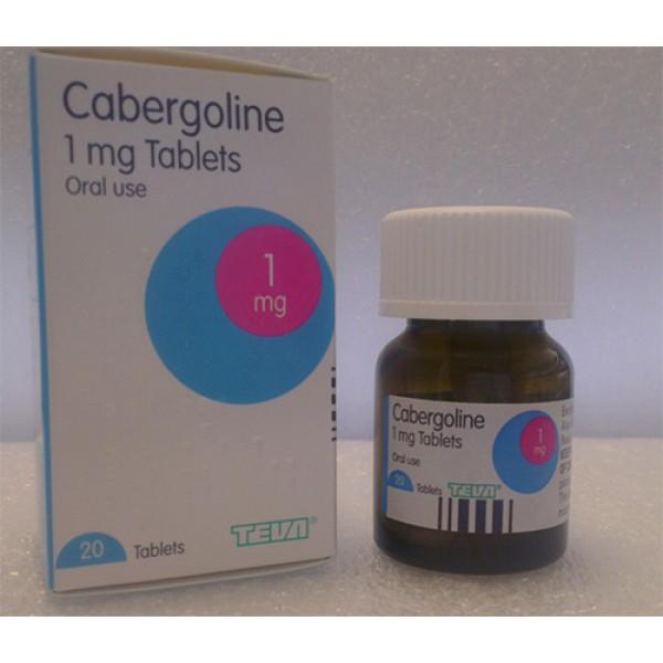 Каберголин Cabergolin 2MG/20 Шт