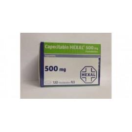 Изображение товара: Капецитобин Capecitabin Hexal 500MG/120 шт
