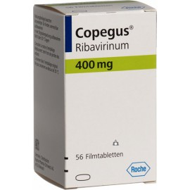 Изображение товара: Копегус Copegus 400MG/14 Шт