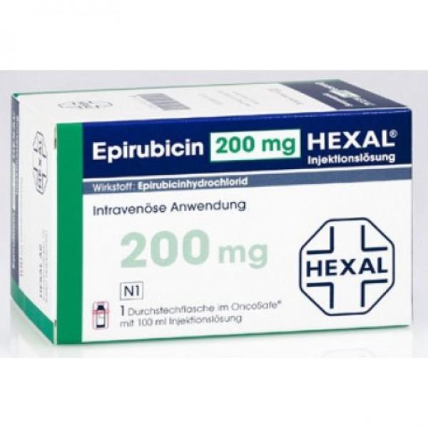 Эпирубицин Epirubicin 200