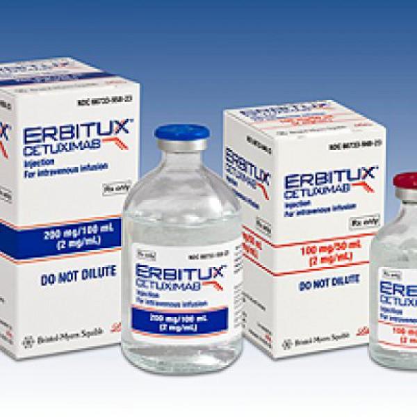 Эрбитукс Erbitux 5MG/ML 20 ml