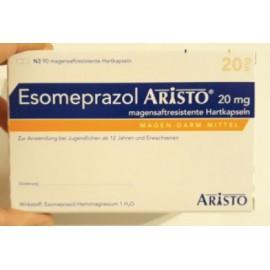 Изображение товара: Эзомепразол Esomeprazol  20MG/90 шт