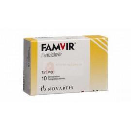 Изображение товара: Фамвир Famvir 125MG/10 Шт