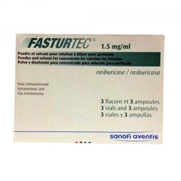 Фастуртек Fasturtec 1.5MG 3DFL - 1 Шт