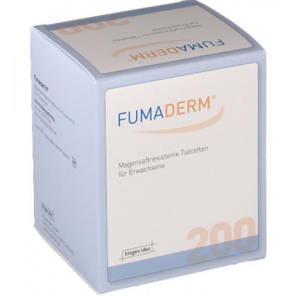 Фумадерм Fumaderm /200 шт