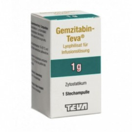 Изображение товара: Гемцитабин Gemcitabin GRY 1000MG/1 Шт