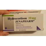 Гидрокортизон Hydrocortison 10MG /100 шт