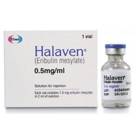 Изображение товара: Халавен Halaven 0,44 mg/ml 2 ml