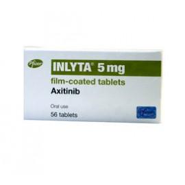 Изображение товара: Инлита Inlyta 5 мг/56 таблеток