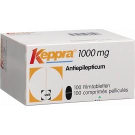 Изображение товара: Кепра KEPPRA (Levetiracetam) 1000 Mg 200 Шт.